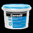 Мастика однокомпонентная гидроизоляционная Ceresit CL51, 2 кг