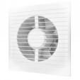 Вентилятор осевой вытяжной c антимоскитной сеткой D100 мм Эра E 100S Mre, шт