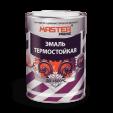 Эмаль термостойкая черная (0.4 кг) MASTER PRIME