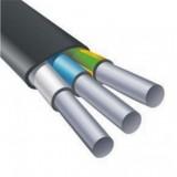 Кабель АВВГп 3-х жильный алюминиевый, сечение 2,5 мм2