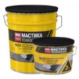 Мастика гидроизоляционная битумная ТехноНиколь №24 (МГТН), 20 кг