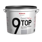 Шпатлевка готовая к применению под окраску DANO TOP 9, 10 л