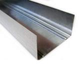 Профиль направляющий UW 100х40мм ,толщина 0,6 мм