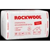Вата минеральная в плитах 100 мм Rockwool Эконом 2,4 м2