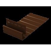J-фаска Ю-Пласт коричневая, шт