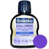 Краситель Sniezka Colorex №53 фиолетовый, 100 мл