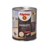 Лак паркетный Alpina Parkettlack глянцевый 0,75 л