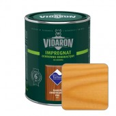 Пропитка для дерева Vidaron Impregnat V04 грецкий орех, 9 л