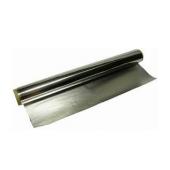 Фольга для бани алюминиевая 0.05*1000*10м.(10м2),рул.
