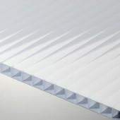 Поликарбонат сотовый опал Golden Plast (РФ), 4мм