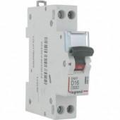 Выключатель автоматический Legrand TX3 1P 16А, тип С, 6кА, 1M