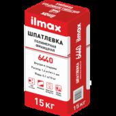 Шпатлевка полимерная Ilmax 6440, 15 кг