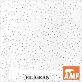 Плита потолочная AMF Filigran 600x600x13мм (Германия)