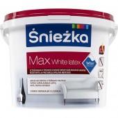 Краска латексная Sniezka Max White Latex 10 л