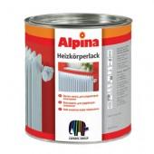 Эмаль для радиаторов Alpina Heizkorperlack, 750 мл