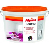 Краска акриловая Alpina Renova, 2.5 л