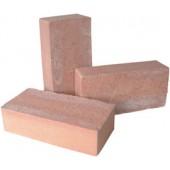 Кирпич керамический рядовой полнотелый одинарный КРО-200 (Керамин)