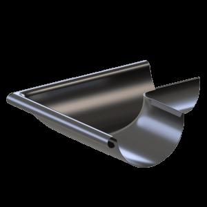 Угол желоба внутренний 90 гр. KROP 125/90 сталь,шт.