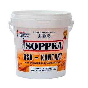 Грунт SOPPKA OSB Kontakt 7 кг.