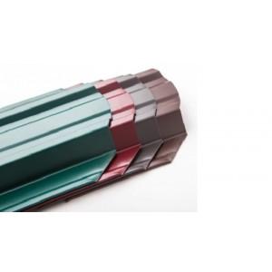 Экоштакет 103 мм односторонний полиэстер, м/п