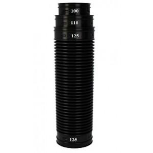 Соединительная труба Wirplast  D125 -125/110/100 мм, шт