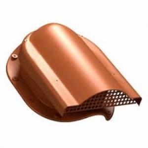 Вентилятор подкровельного пространства для металлочерепицы P-51 Wirplast, шт