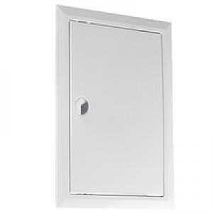Дверца ревизионная 10*15 см Storm белая