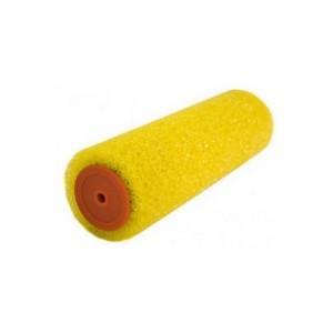 Ролик поролоновый шероховатый 25 см D70 под ручку d8 мм Bauwelt, шт