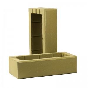 Элемент облицовочной опалубки «Т-блок» (ТБЛОК-П2) Рубелэко песчаник, шт