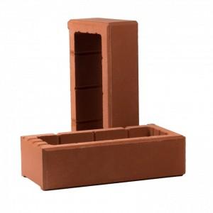 Элемент облицовочной опалубки «Т-блок» (ТБЛОК-С4) Рубелэко клинкер, шт