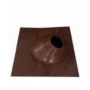 Проходник кровельный угловой Мастер Флеш коричневый (180-280 мм), шт