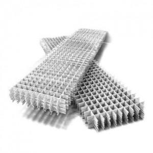 Сетка сварная 50х50х3 мм неоцинкованная в картах 2х0,5 м  , 1 м2
