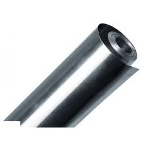 Фольга для бани алюминиевая  0.045*1200*10м.(12 м2)рул.
