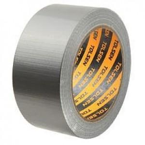 Лента клейкая армированная TOLSEN Duct Tape 48мм х 25м