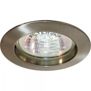 Светильник Feron DL307 MR16 G5.3 титан, шт.