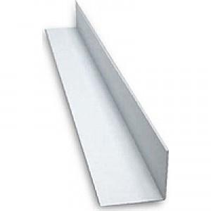Уголок декоративный 50х50 мм белый