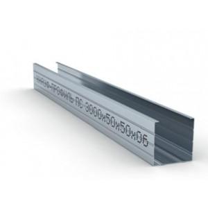 Профиль стоечный Knauf СW 50х50 мм ,толщина 0,6 мм