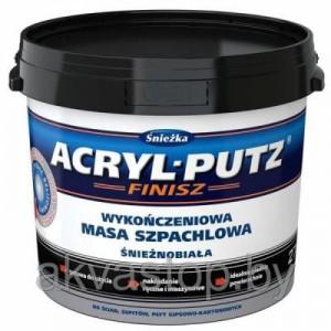 Шпатлевка готовая к применению Acryl Putz Finisz FS20, 17 кг