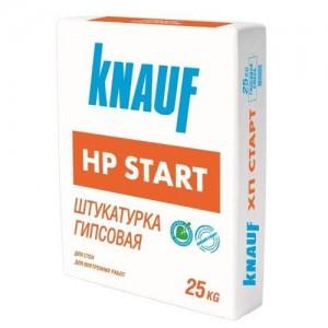 Штукатурка гипсовая Knauf ХП Старт, 25 кг