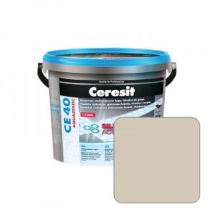 Затирка для швов Ceresit CE40 №04 светло-серая, 2 кг