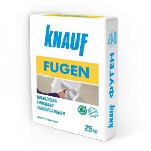 Шпатлевка гипсовая Knauf Fugen, 25 кг