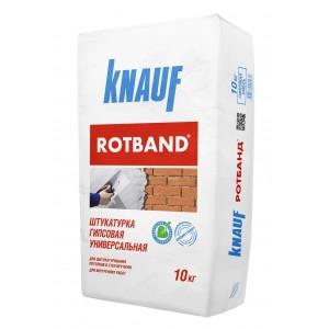 Штукатурка гипсовая Knauf Rotband, 10 кг