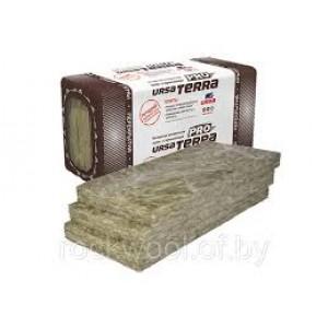 Плита теплозвукоизоляционная URSA TERRA 34PN PRO 1000-610-50(6,1м2)