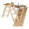 Лестница чердачная деревянная складная Fakro LWS Smart 60х94/2.8